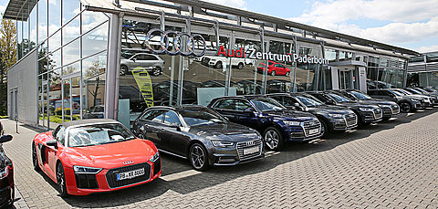 Ihr Audi Partner in Paderborn.