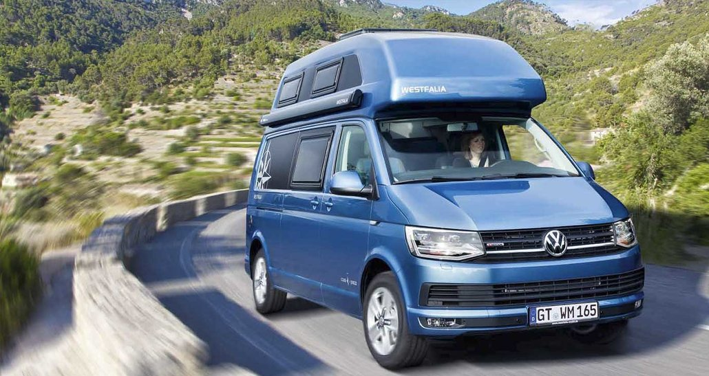 WESTFALIA Club Joker Volkswagen Transporter T6
